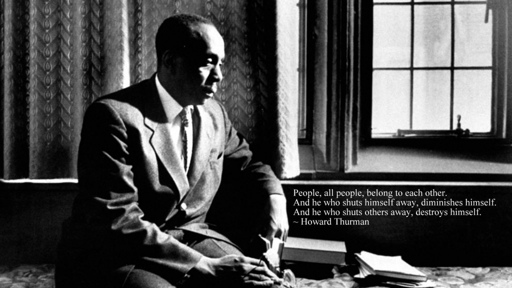 Howard Thurman People