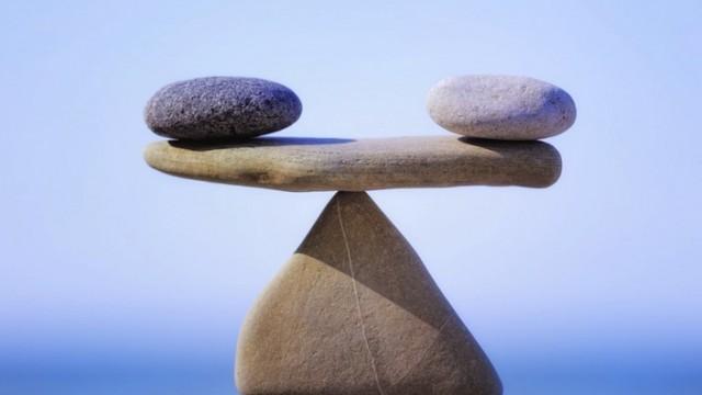 stones in balance meditate