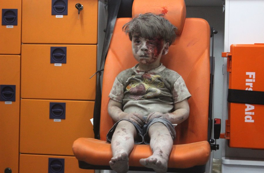 Syrian boy